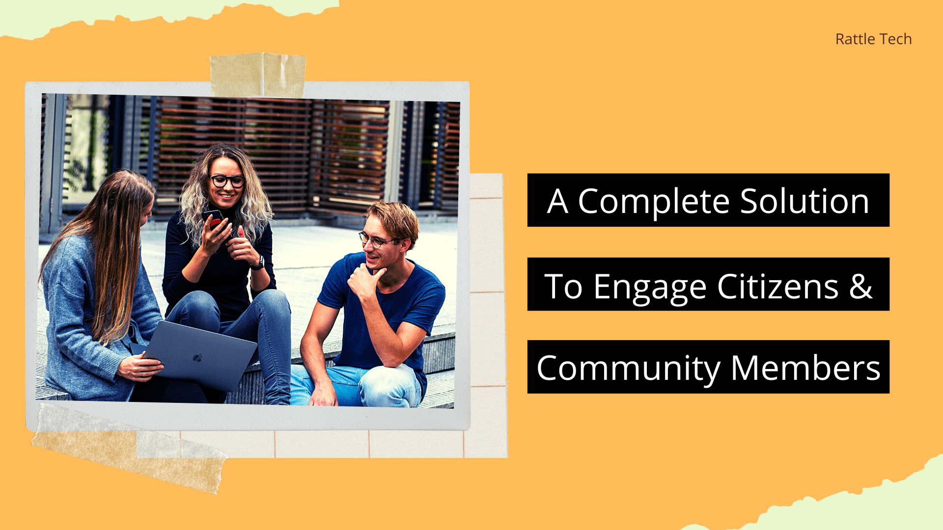 A Complete Solution to Engage Citizens & Community Members. (1)