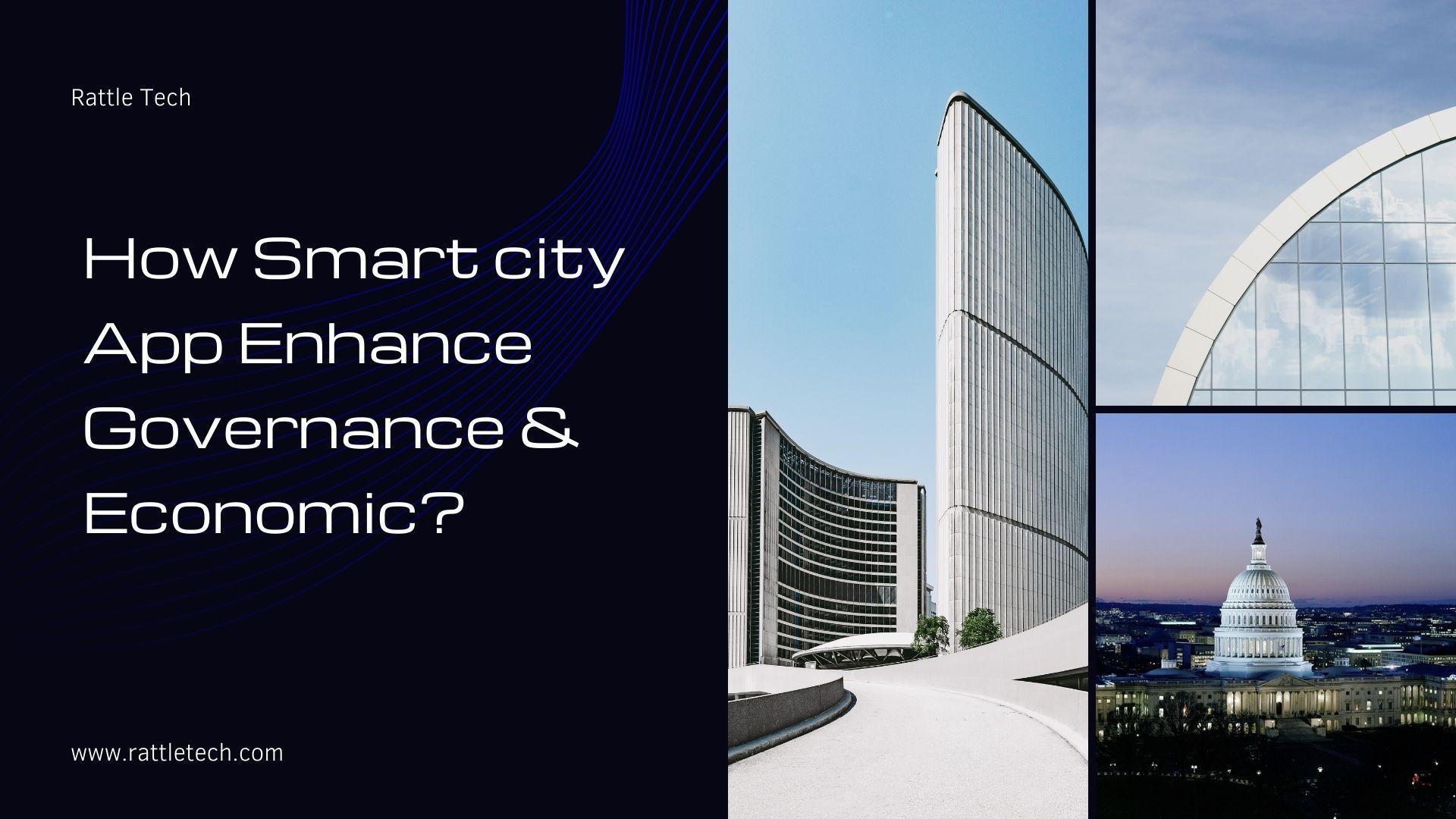 How-Smart-city-App-Enhance-Governance-Economic